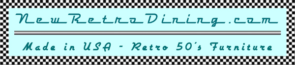 New Retro DIning.com Home Page